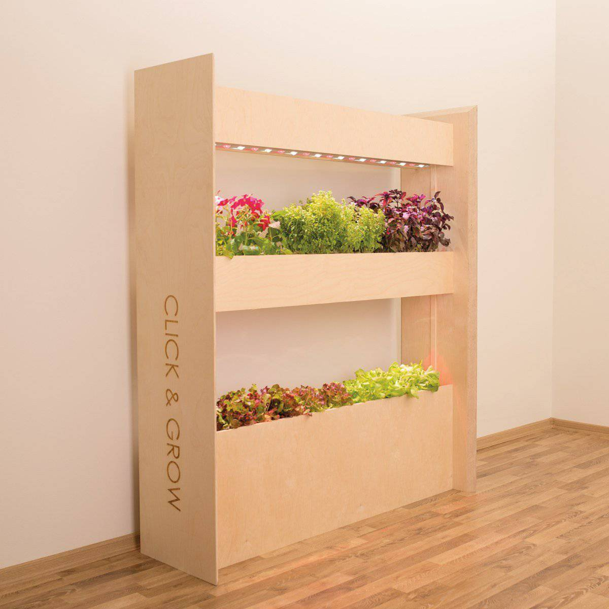 The Click and Grow Wall Farm Mini - Indoor Vertical Garden South Africa